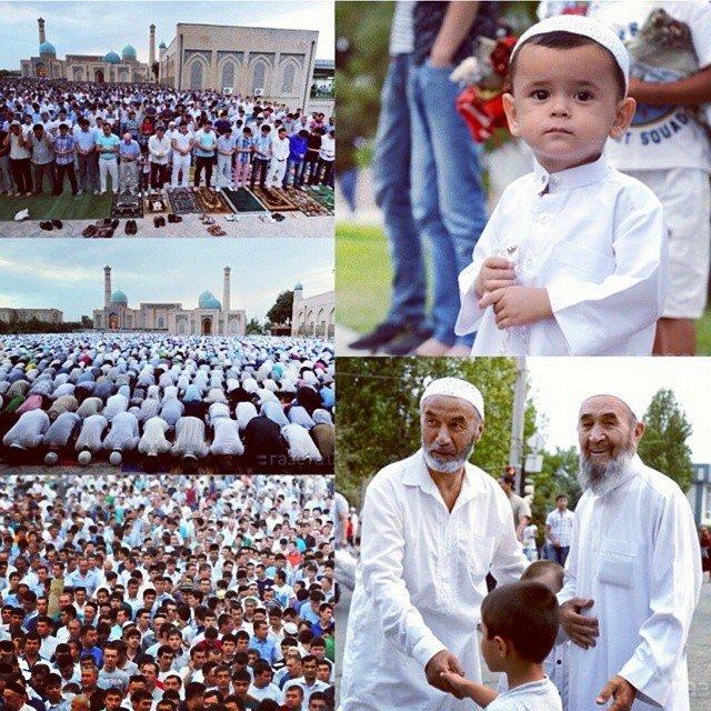 Искренне поздравляем Вас со светлым праздником Рамазан-хаит!