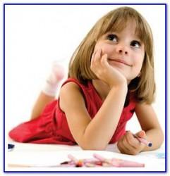 Нормативы на мышление детей 3 - 5 лет