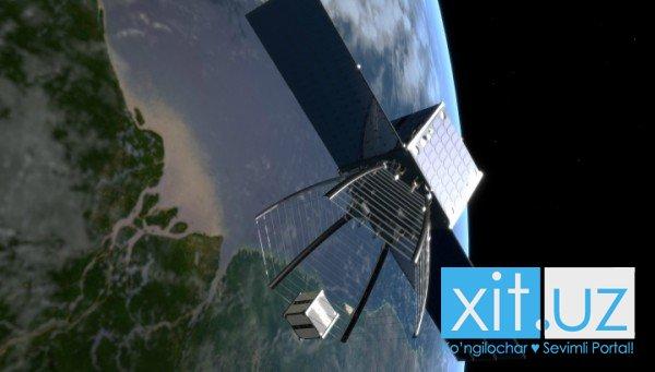 Вскоре на орбиту выйдет спутник Pac-Man, который будет «пожирать» космический мусор