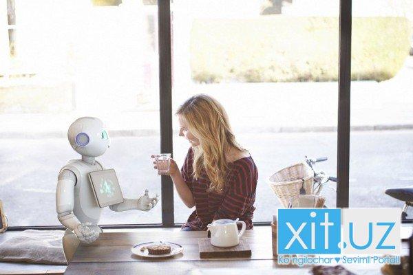 Эмоциональный робот Pepper стал доступен для покупки в России