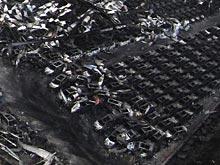 Toyota приостановила выпуск в Тяньцзине, где продолжаются взрывы