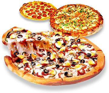 Оказывается, пицца может быть полезной