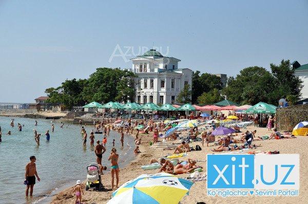 Евпатория — главный курорт Западного Крыма