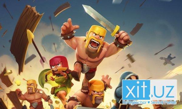 Разработчики Clash of Clans для iOS зарабатывают $750 000 в день