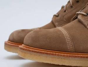 Правильная чистка и уход за разными видами обуви из нубука