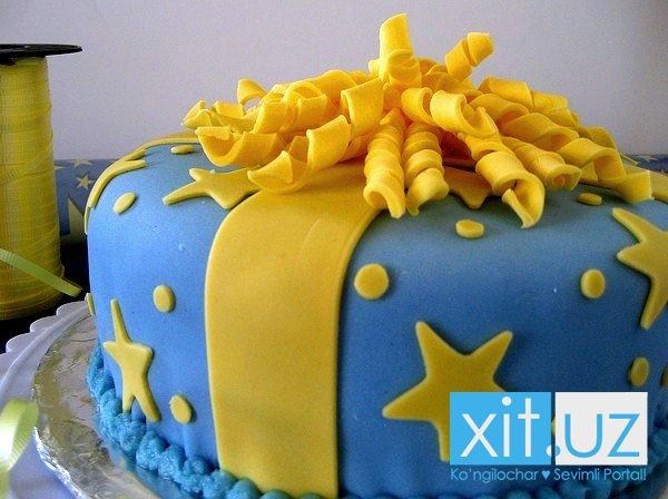 Мастика для торта – как сделать в домашних условиях