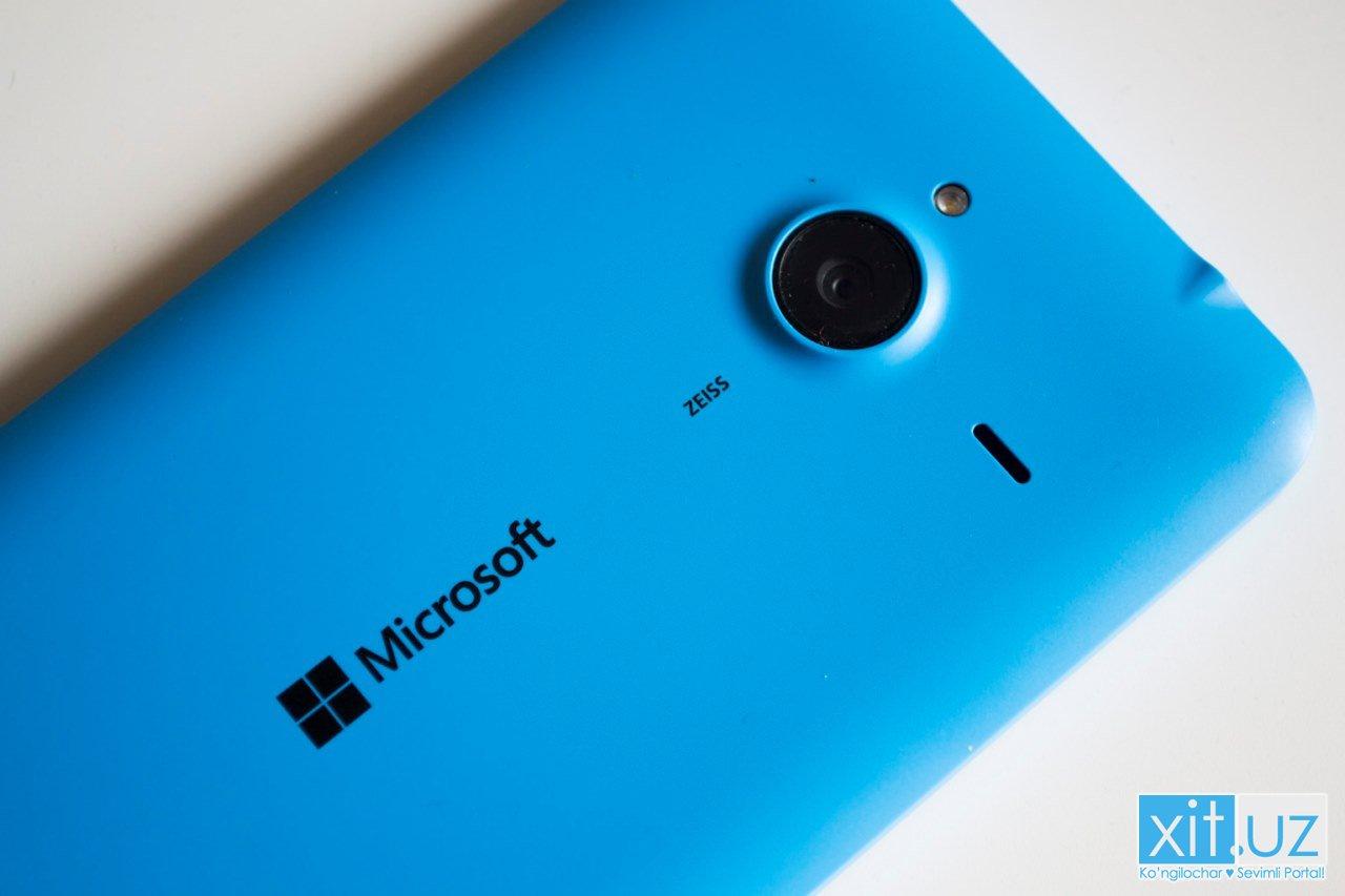 Обзор Microsoft 640 XL Dual SIM