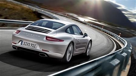 Рестайлинг Porsche 911 Carrera: фото и информация