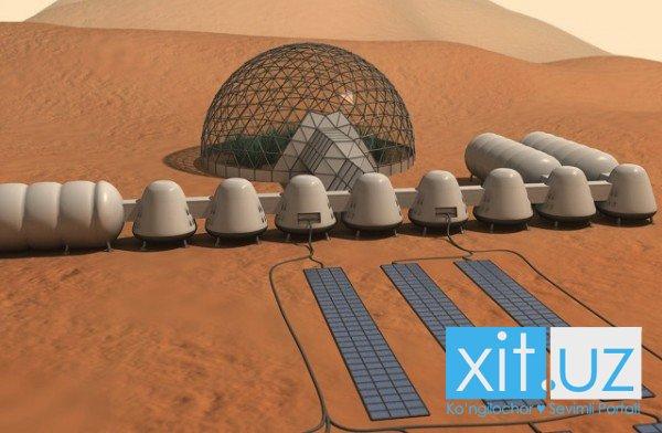 Илон Маск предложил взорвать над Марсом термоядерную бомбу