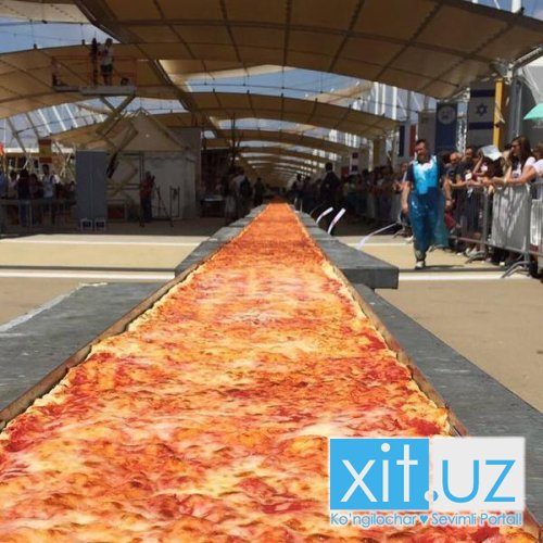 Пицца и рекорды
