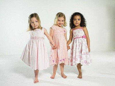 Какая бывает детская одежда