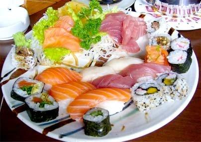 Что такое суши, роллы и сашими?