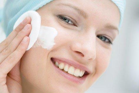 Очистительные средства для кожи лица
