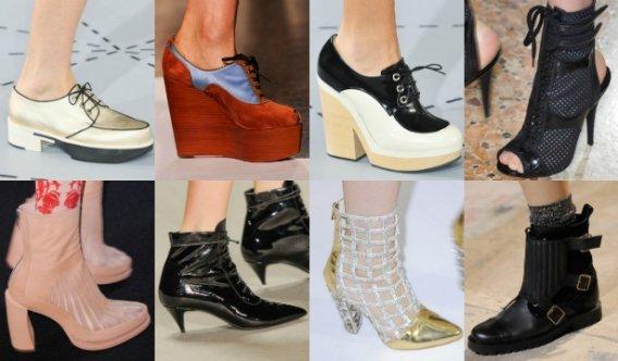 Женская обувь и мода