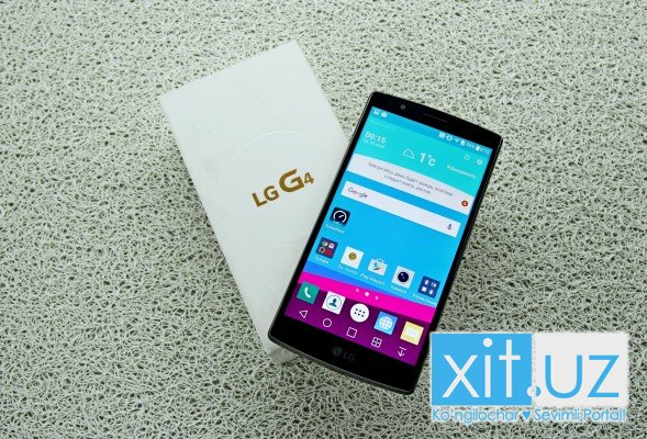 Обзор LG G4 H818