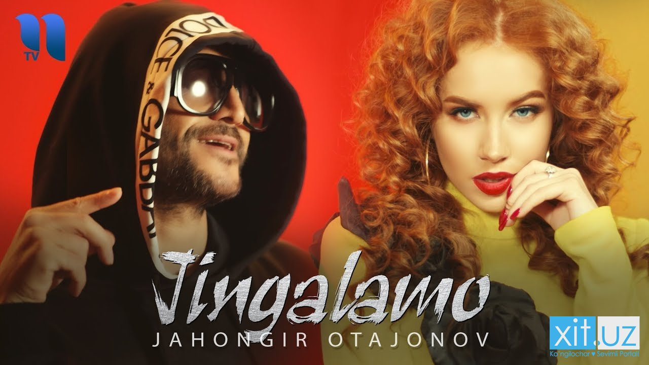 Jahongir Otajonov - Jingalamo (HD Video)